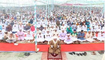 Eid-ul-Fitr celebrated amid festivity across country