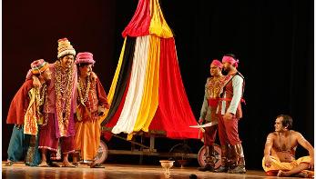 ৩৭ বছর পূর্তিতে লোক নাট্যদলের 'রথযাত্রা'