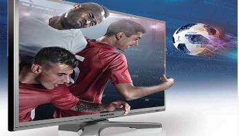 Walton TV sales doubled in Football World Cup