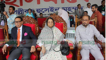Ershad wants polls-time govt with parties in parliament