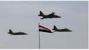 Iraq launches deadly strikes against ISIL inside Syria