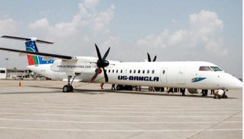 US-Bangla plane makes emergency landing at Dhaka