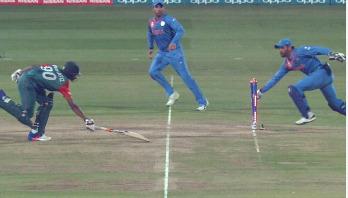 ভারতের বিপক্ষে ১ রানে হারার সেই রুদ্ধশ্বাস ম্যাচ