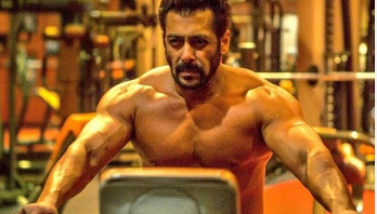Salman Khan skips meals but not his workout
