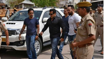 Salman Khan gets bail in blackbuck poaching case
