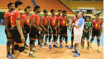 Bangabandhu International Volleyball Tournament begins Saturday