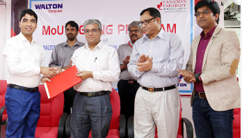 Walton inks corporate deals with 3 institutions