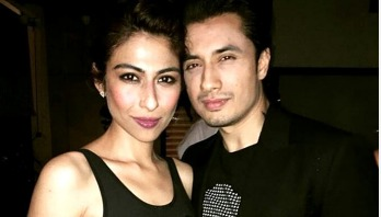 Pakistan actress says pop star Ali Zafar harassed her