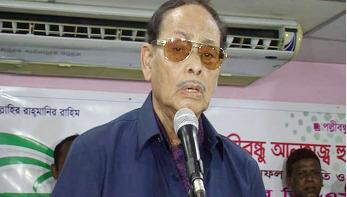 জাপা ক্ষমতায় এলে আ.লীগ-বিএনপি নিরাপদ থাকবে : এরশাদ