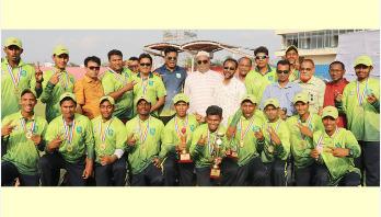 অনূর্ধ্ব-১৬ ক্রিকেটে অপরাজিত চ্যাম্পিয়ন খুলনা