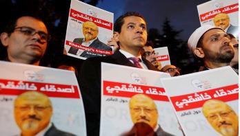 Turkey shares Khashoggi recordings with Saudi, US, UK