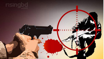 Suspected robber killed in Ashulia 'gunfight'