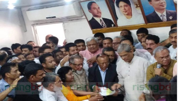 Two nomination forms bought for Khaleda