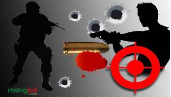 Murder accused killed in Barishal 'gunfight'