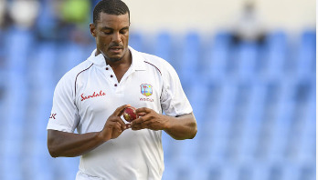 Shannon Gabriel suspended for Mirpur Test