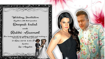 Rakhi Sawant confirms getting married to Deepak Kalal