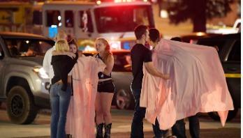 At least 12 killed at California bar shooting