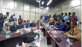 14-party delegation meets EC