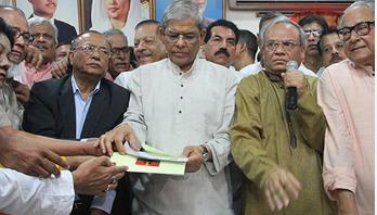 Fakhrul buys nomination for Thakurgaon-1