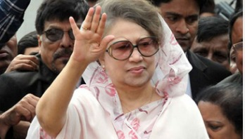 EC rejects Khaleda's all 3 nominations
