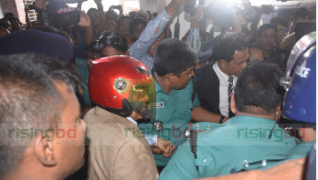 Barrister Mainul returned to jail after checkup