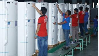 Walton exports fridges to Yemen