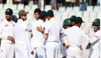Bangladesh in trouble losing 5 wickets early