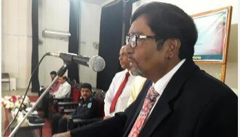 গ্রহণযোগ্য নির্বাচন হলো পাঁচটি 'নি' : মাহবুব তালুকদার