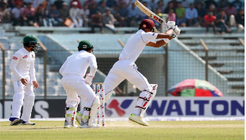 Nayeem takes five as West Indies crumble