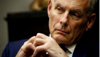 Key Trump aide John Kelly to leave job