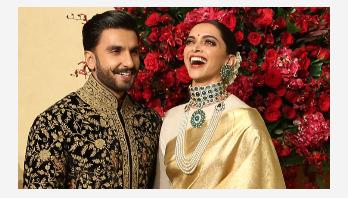 Deepika, Ranveer's Bengaluru wedding reception