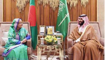 'I want to be Bangladesh's development partner'