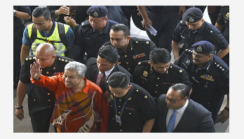 Malaysia former deputy prime minister charged with corruption