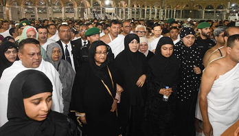 PM performs Umrah