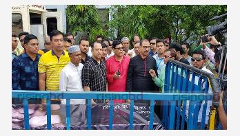 Ayub Bachchu's body reaches Chattogram