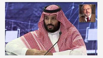 Saudi crown prince vows to punish Khashoggi killers