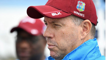West Indies coach banned for two ODIs