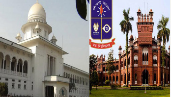 Writ filed seeking cancellation of DU 'Gha' unit test