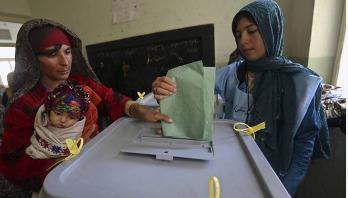 হুমকি-নিরাপত্তার মধ্যে চলছে আফগানিস্তানে ভোটগ্রহণ