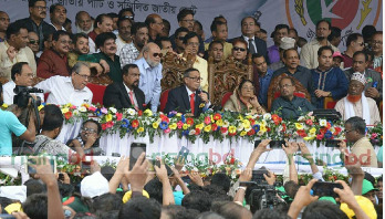 Don't know whether polls will be held: Ershad