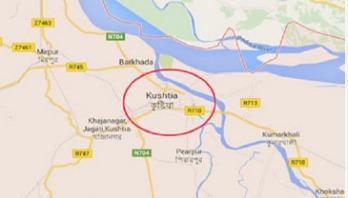 Youth killed in Kushtia road mishap
