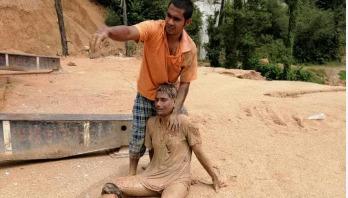 3 feared dead, 12 buried in Malaysia landslide