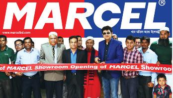 Marcel exclusive showroom inaugurated in Mymensingh