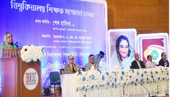 PM seeks teachers' support to continue development pace