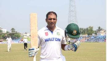 Tushar reaches 11,000-run milestone