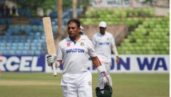Tushar Imran hits 31st first-class century
