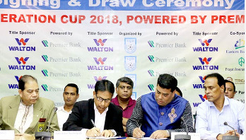 Walton becomes title sponsor of Federation Cup again