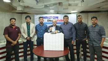 Walton-Dhaka Tribune WC Football Quiz draw held
