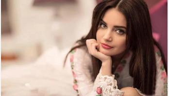 ছবিতে পাকিস্তানি অভিনেত্রী আরমীনা