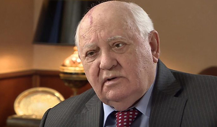 Gorbachev warns on US nuclear treaty plan
